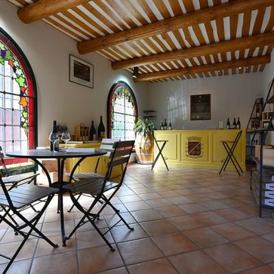 Domaine Moulin-Tacussel - Le Caveau