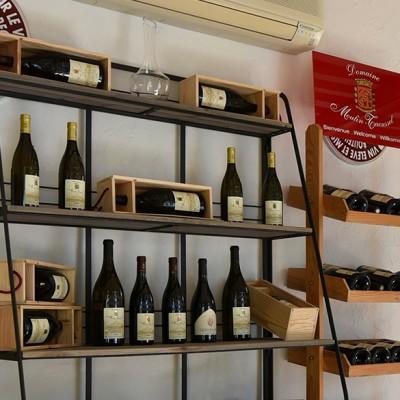 Domaine Moulin-Tacussel - Nos vins